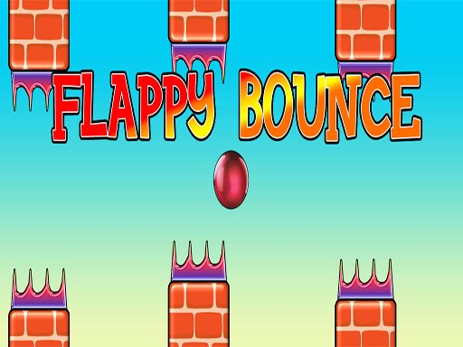 EG Flappy Bounce - Hot Games - Cool Math Games