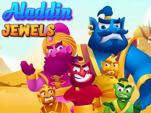 Play Aladdin Jewels