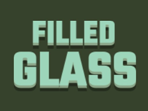 Заполненное стекло