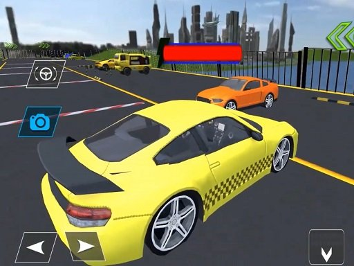 Realistic Sim Car Park 2019 - Popular Games - Cool Math Games