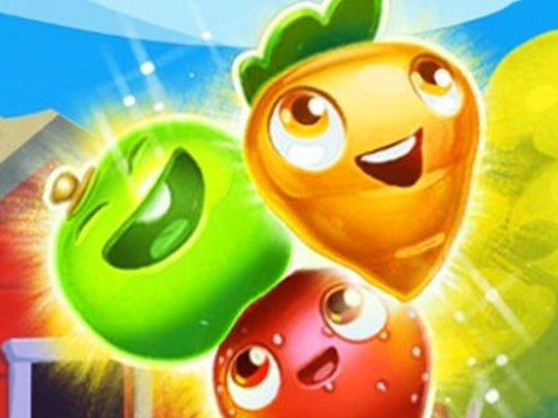 Farm Heroes Saga - Popular Games - Cool Math Games