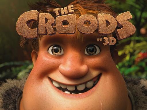 Play The Croods Jigsaw