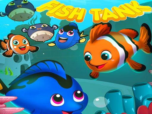 Play Aquarium Fish Game