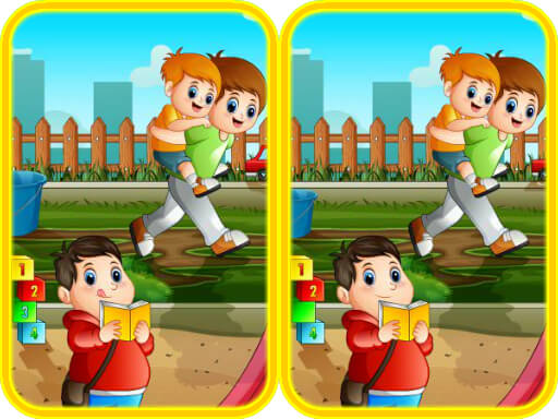 Play Public Park Differences Online