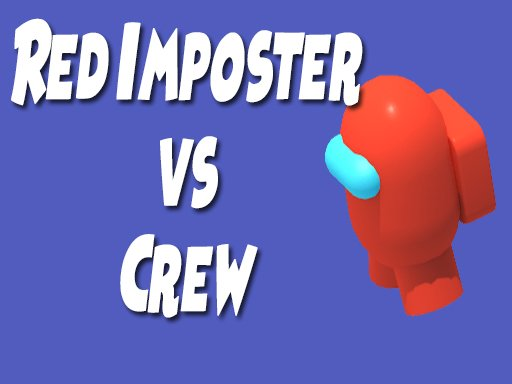 Red Impostor vs Crew HD
