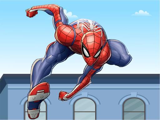 Человек-паук: удивительный забег