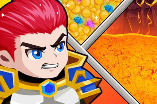 Hero Rescue Puzzle