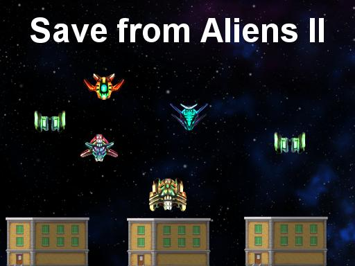 Play Save from Aliens II