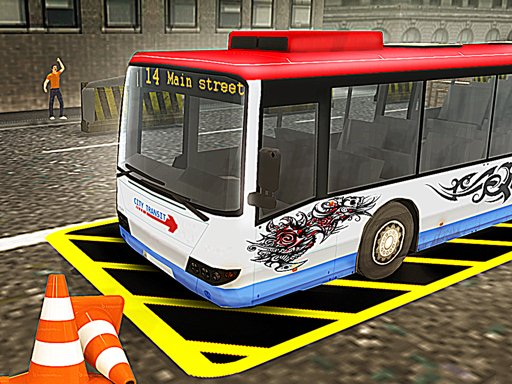 Play Bus Parking Simulator Online