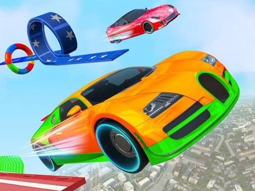 Crazy Ramp Car Stunt: Impossible Tracks Автомобильные игры
