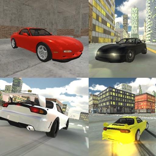 RX7 Drift 3D