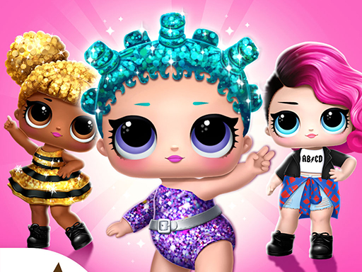 LOL Dress up Game for Girl