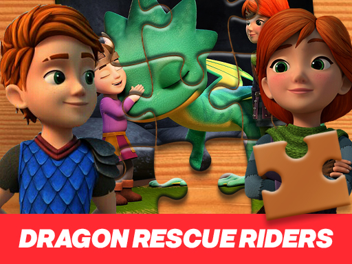 Play Dragon Rescue Riders Jigsaw Puzzle