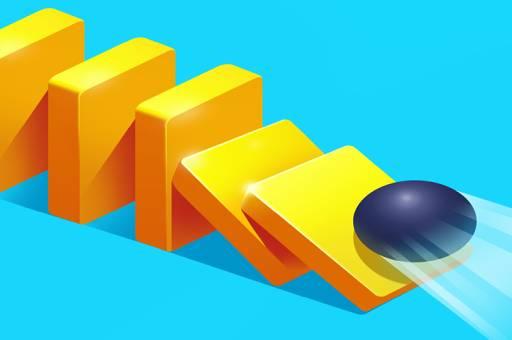 Domino Fall 3D