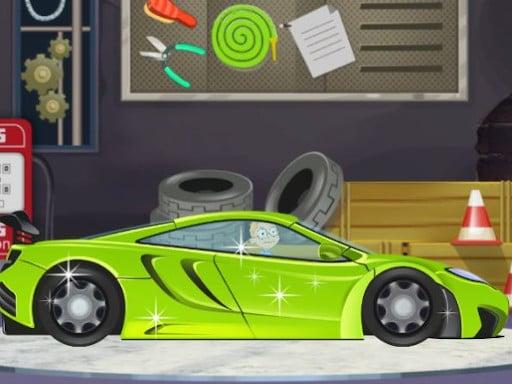 Autowasch-Salon