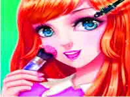 Play Anime Girls Fashion Makeup-new