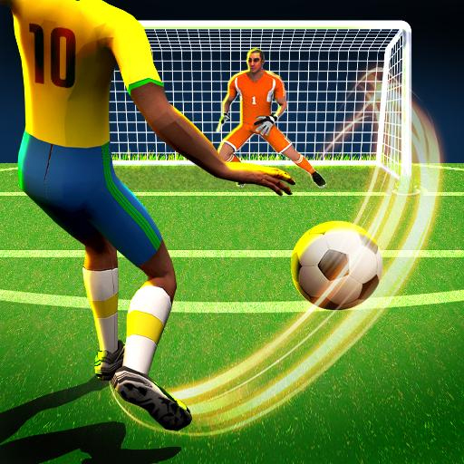 FIFA 2021 - 3D Football Game Played on 1593883942