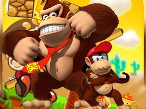 Kong Hero Super Kong Jump