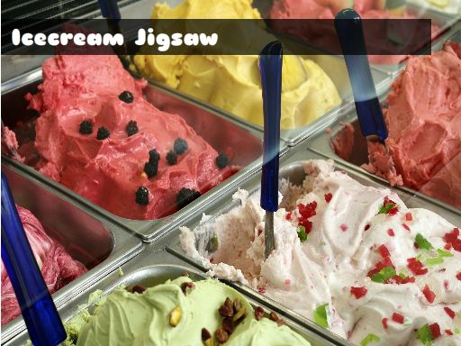 Icecream Jigsaw