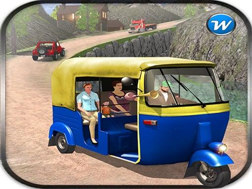 Tuk Tuk Driver