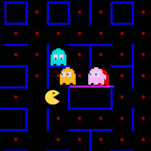 Play Dumb Pacman