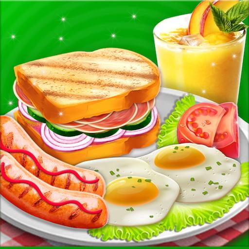 3D Breakfast Prepare