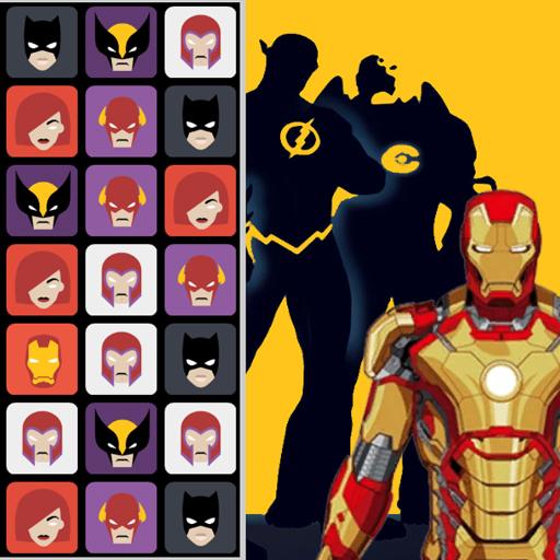 Hero Gem Box Matching Fun