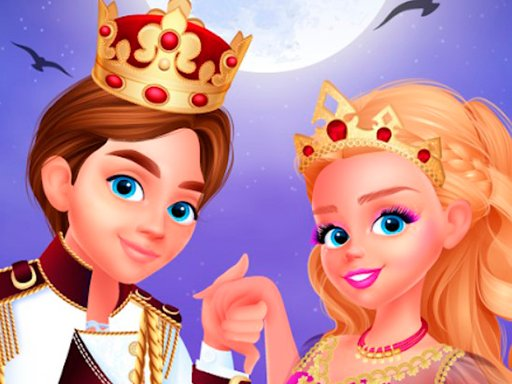 Cinderella Prince Charming - Popular Games - Cool Math Games