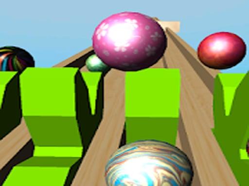 Мраморный шар 3d
