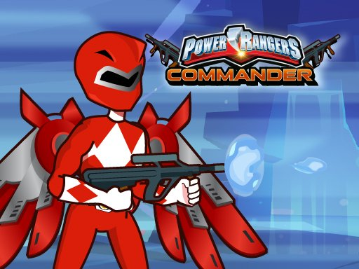 Командир Power Rangers