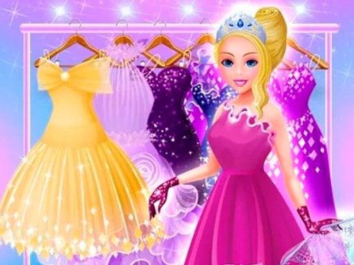 Наряд принцессы Золушки