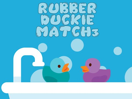 Rubber Duckie Match 3 - Popular Games - Cool Math Games
