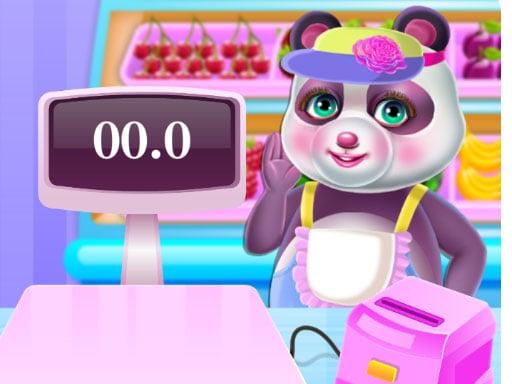 Play Panda Supermarket Manager
