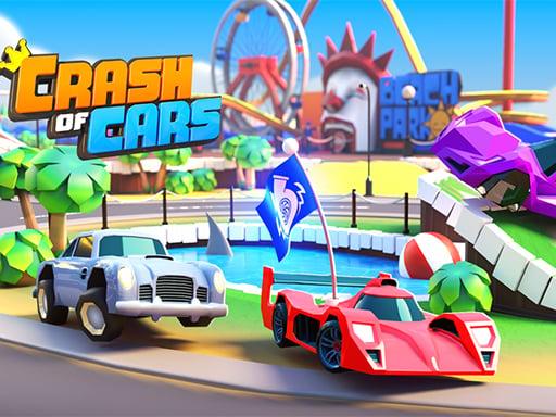 Watch Crash of Cars.io