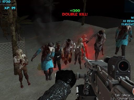 Zombie Apocalypse Now Survival