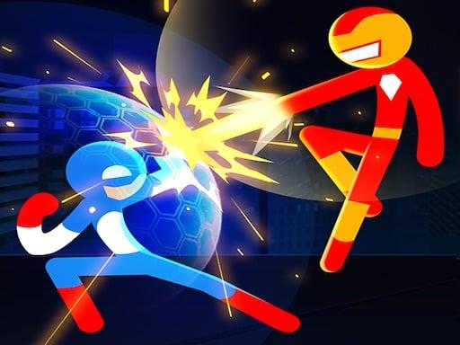 Стикмен: бой героев