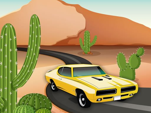 Desert Car Race - Popular Games - Cool Math Games