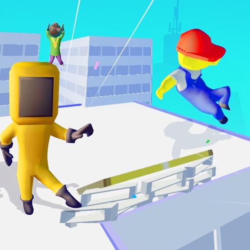Parkour Run -Race 3D