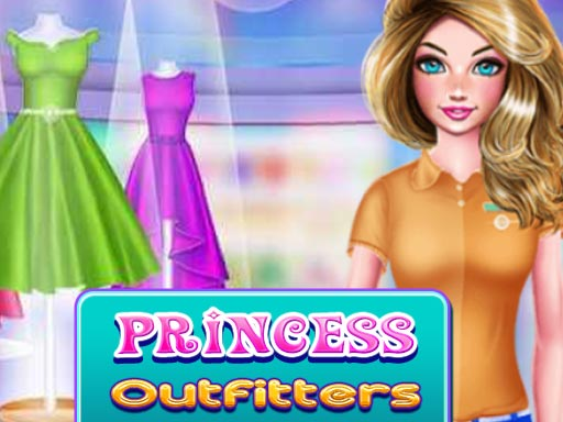 Play PRINCESS OUTFITTERS