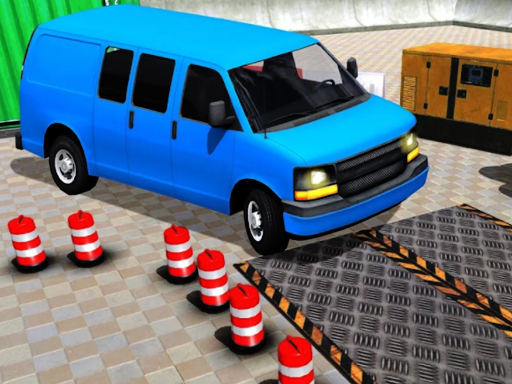 Truck Parking - Impossible Parking 2021