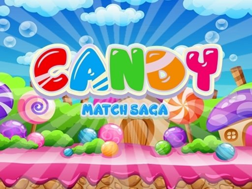Candy Match Saga - Popular Games - Cool Math Games