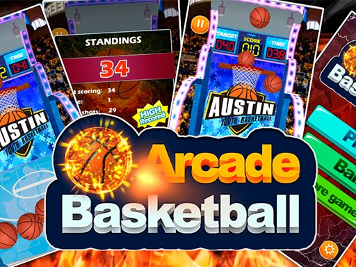 Arcade BasketBall - Popular Games - Cool Math Games