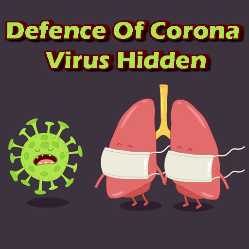 Defense Of Corona Virus Hidden