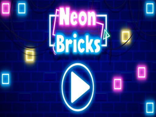 Neon Bricks Puzzle