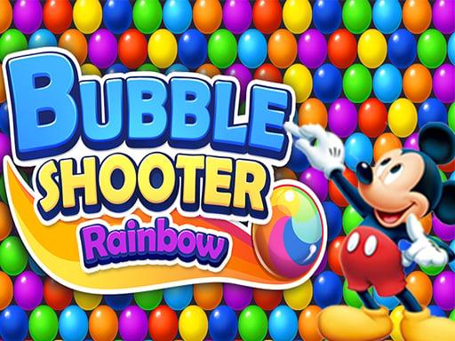 Bubble Shooter Радуга