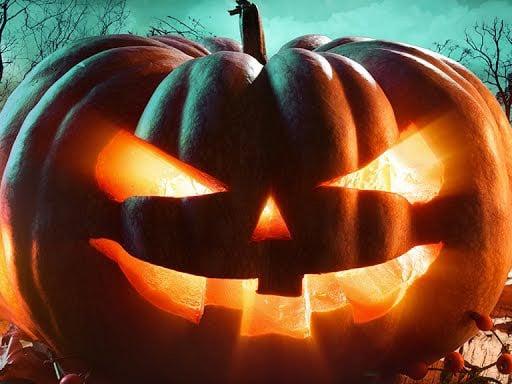 Сборник пазлов на Хэллоуин