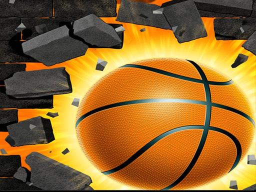 Play Basketwall