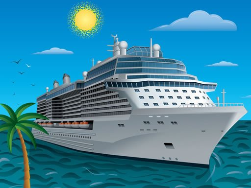 Play Cruise Ships Memory Online