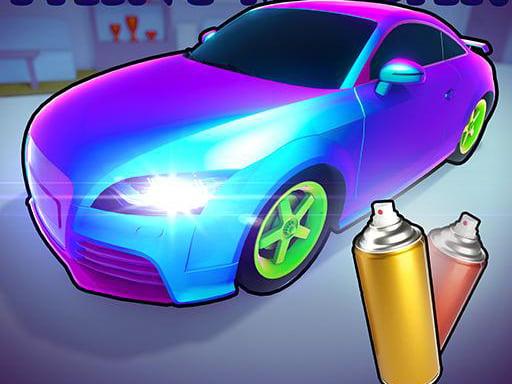 Раскрась мою машину 3D
