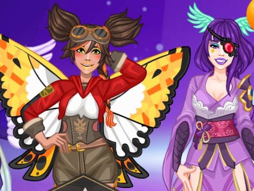 Play Strike Force Heroine RPG